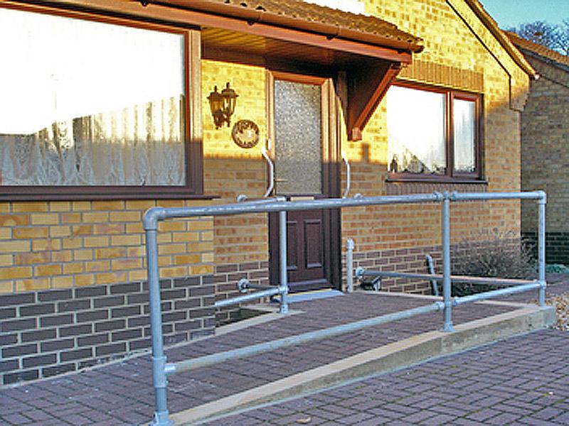 disability ramps eks construction