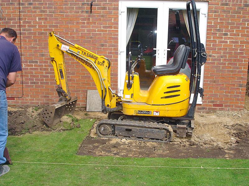 Garden Makeovers Eks Construction